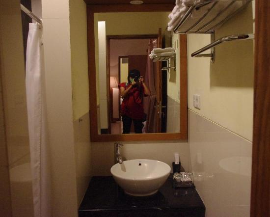 De Solo Boutique Hotel: toilet