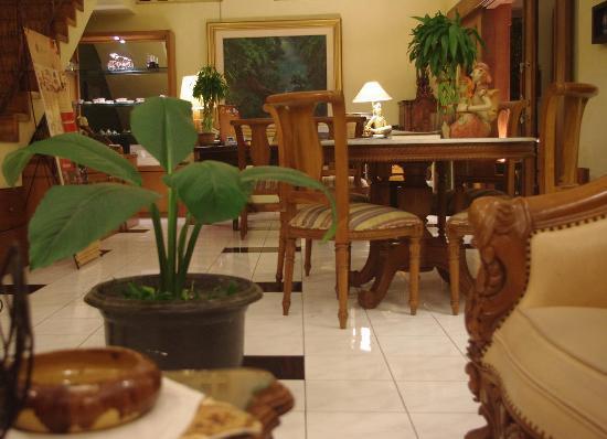 De Solo Boutique Hotel: lounge/lobby