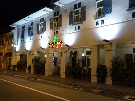 Perak Hotel: The hotel