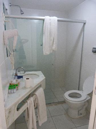 Hotel Sol Barra: baño
