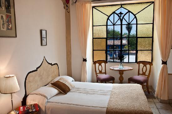 Hotel Casa Blanca: Room