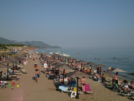 Roxani Country House: Maroneia The beach