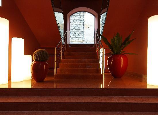 Hotel Porta Felice: Scala Hall