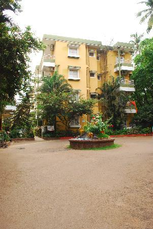 Nizmar Resort: Start Of Complex By Reception