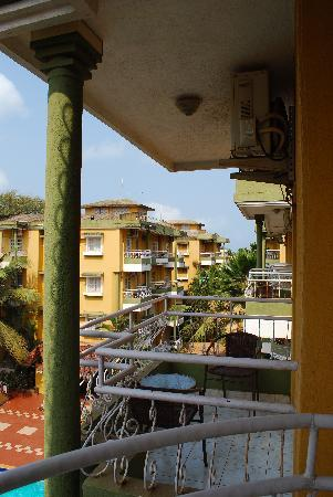 Nizmar Resort: From Our Balcony 2
