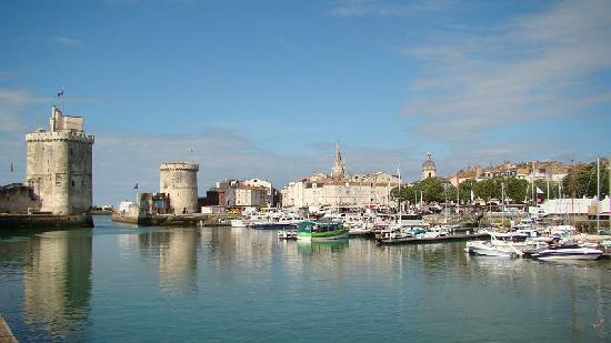 La Rochelle, Frankrig: Tours du Vieux Port