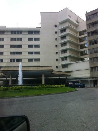 InterContinental Tamanaco Caracas: front