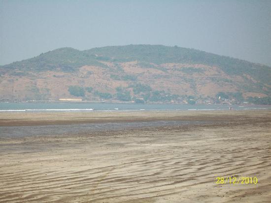 Shrivardhan, India: View of Diveagar Beach