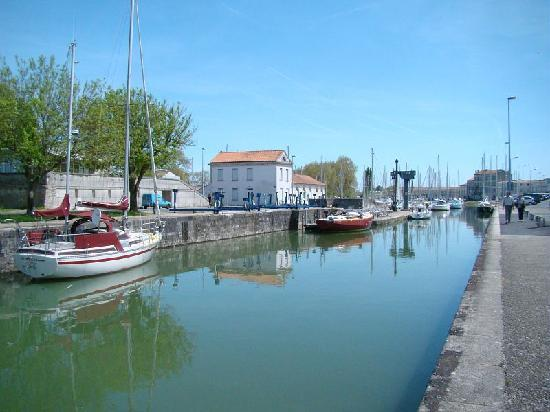 Rochefort, France: port de plaisance