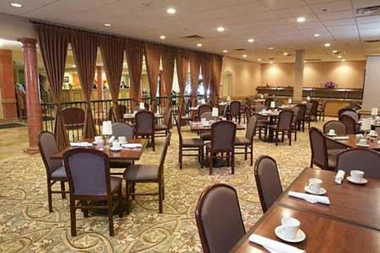 Clarion Inn Tulsa International Airport: Prato's Restaurant