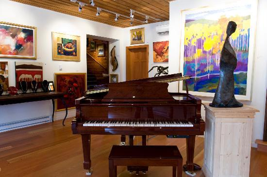Art Gallery, Kalispell, Montana