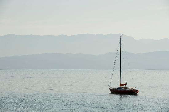 Kalispell, Montana: Flathead Lake