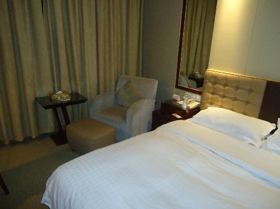 Ramada Plaza Yiwu: My comfortable Sofa