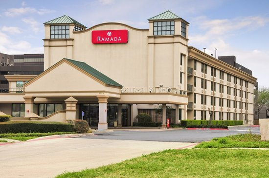 Ramada Dallas North: Ramada Park Central Hotel