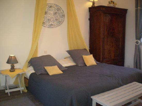 "Le Clos Saint Paul: chambre ""madras"""