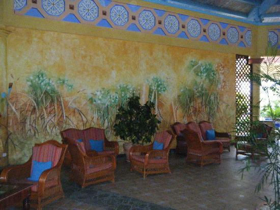Melia Cayo Santa Maria: The entrance
