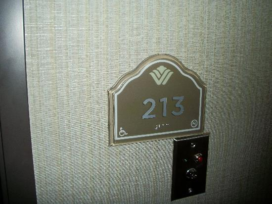 Wingate by Wyndham St. George : Our room on the second floor