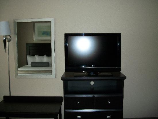 Wingate by Wyndham St. George : Flat-screen television