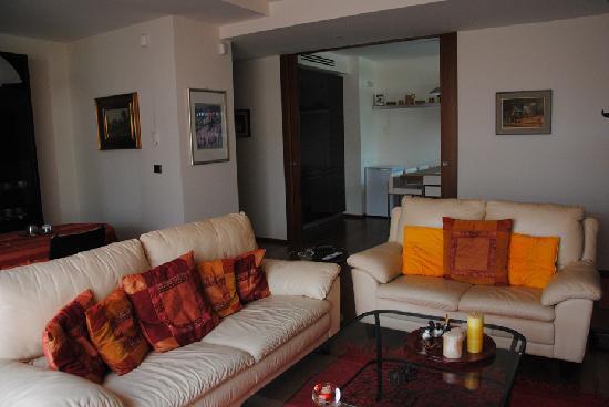 La Martina Bed & Breakfast: Area relax