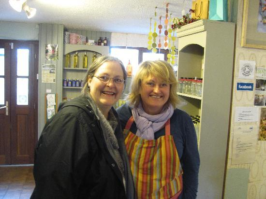 Burren Perfumery: The Staff is Very Friendly