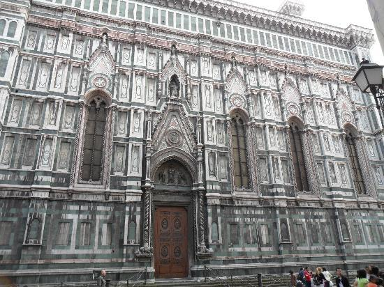 Donatello Bed & Breakfast: duomo