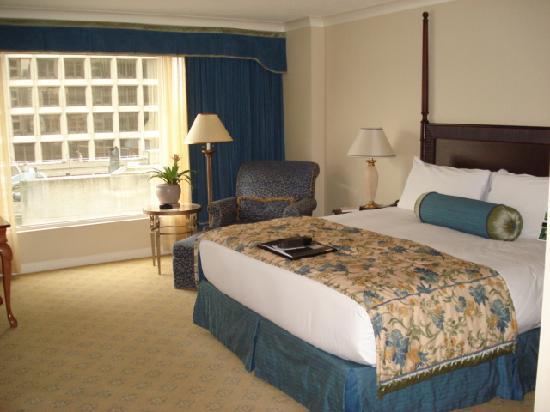 Fairmont Waterfront: Superior Room