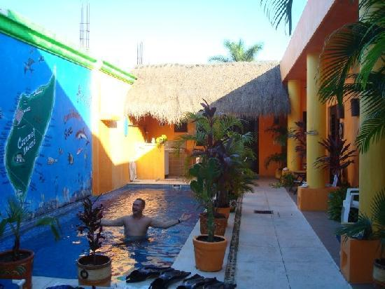 Casita de Maya Boutique Hotel: Casita de Maya - pool