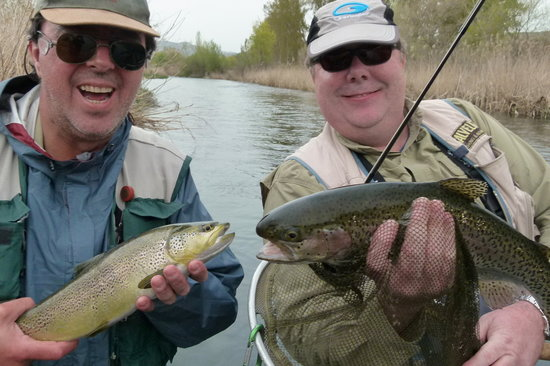 Salvelinus Fly Fishing Center