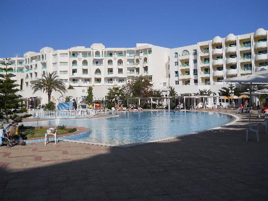 El Mouradi El Menzah: superbes piscines