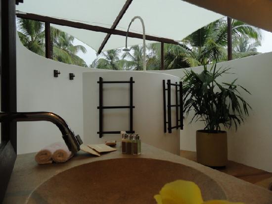 Buritaca, Colombia: baño