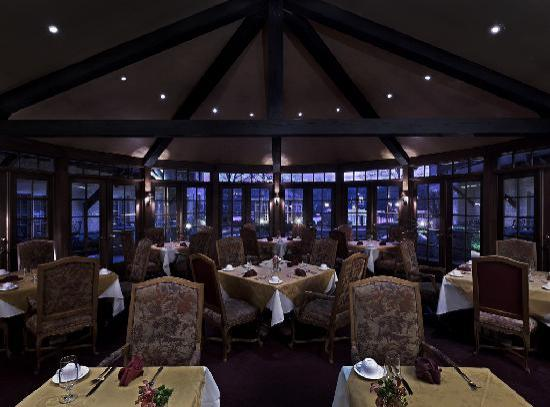 The Herrington Inn & Spa: Atwater's - AAA Four Diamond Dining experience