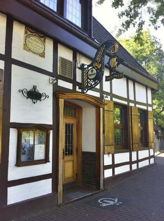 Ludinghausen, เยอรมนี: Hotel zur Post in Lüdinghausen