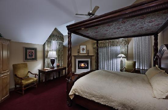 The Herrington Inn & Spa: Junior River Suite
