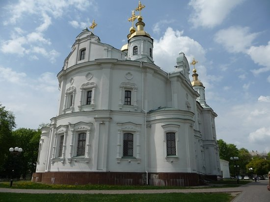 Uspensky Cathedral, Poltava