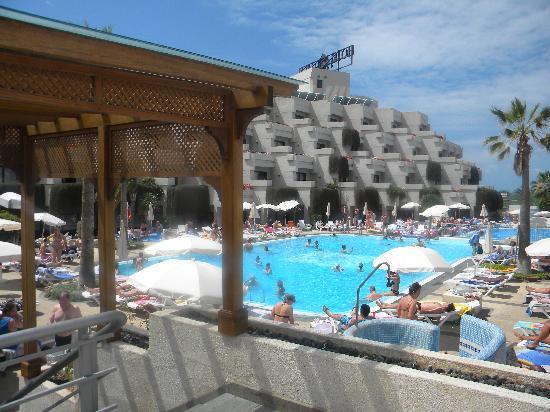 Hotel Gala: piscine chauffée