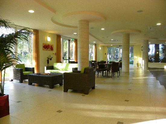 Hotel la Ninfea: hall hotel