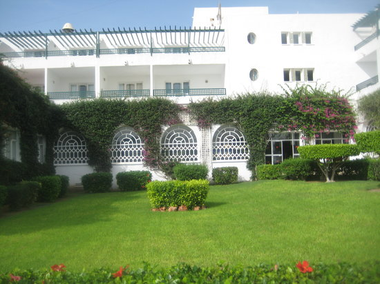El Mouradi Beach : hotel