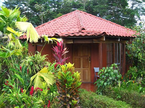 Hotel Villas Vista Arenal: Our cabin - #3