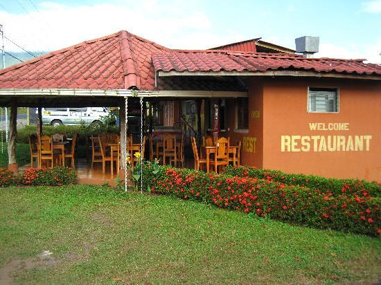 Hotel Villas Vista Arenal: Villa Vista Arenal Restaurant