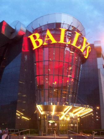 Bally's Atlantic City : Bally's main entrance