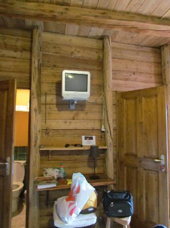Chambres du Soleil: interno stanza