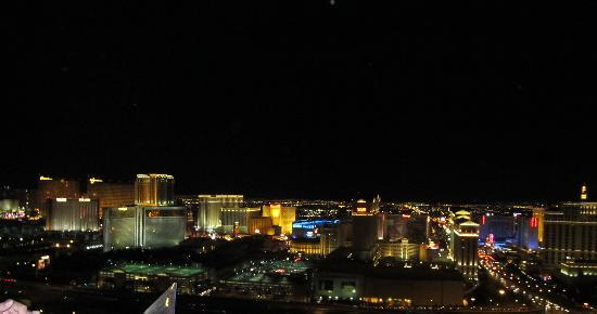 Rio All-Suite Hotel & Casino: View from Voodoo Lounge
