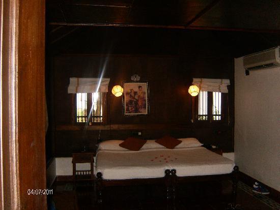 The Travancore Heritage Beach Resort: Room 46