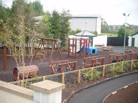 Gorey, Ireland: another play area