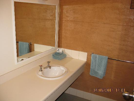 Mud Hut Motel : Bathroom