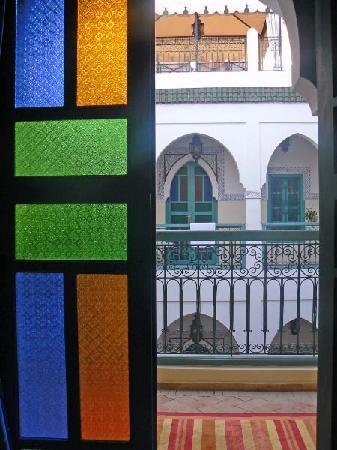 Riad Caesar: View from froom