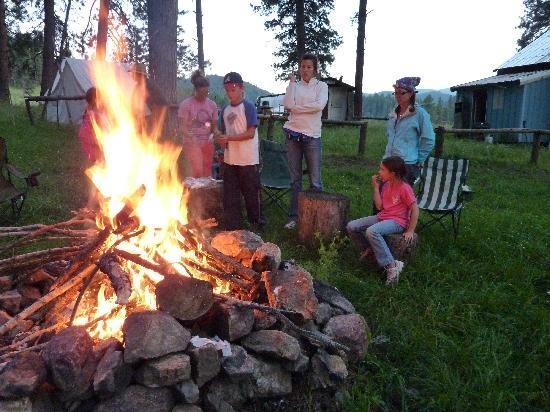LocKey U Outfitters: Bon Fires at the ranch