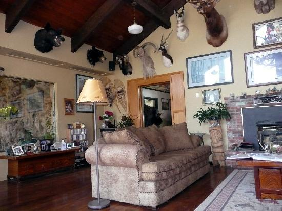 Whitebird Summit Ranch: Great room