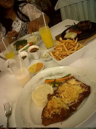 Evita Restaurante: Delicioso