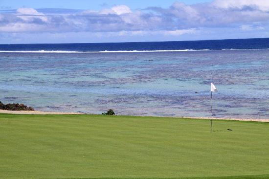 Natadola Bay Championship Golf Course : My favourite hole